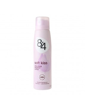 8x4 DEODORANT 150ML SOFT KİSS (BAYAN)