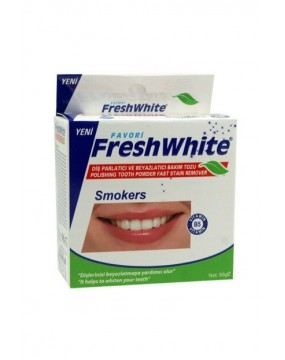 FRESH WHİTE MİX DİŞ TOZU