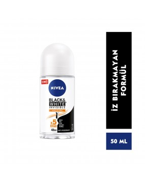 NİVEA ROLL-ON İNVİSİBLE GÜÇLÜ ETKİ BAYAN
