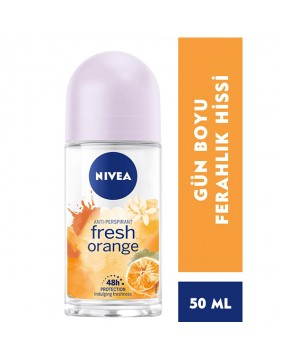 NİVEA ROLL-ON FRESH ORANGE BAYAN