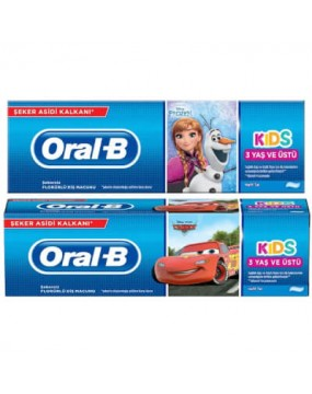 ORAL B KİDS MACUN 75 ML