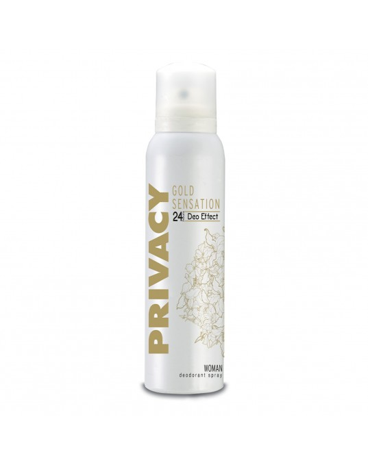 PRİVCY DEODORANT GOLD SENSATİON (BAYAN)