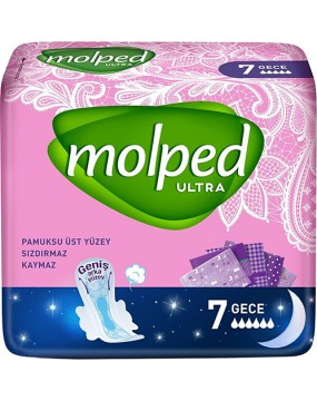 MOLPED ULTRA GECE 7'Lİ